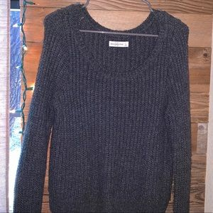 Brand new! Abercrombie off shoulder knit